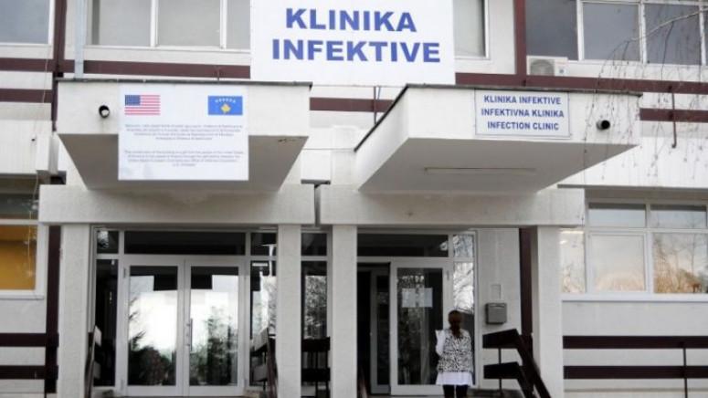 Priština: Od 43 pacijenta na Klinici za zarazne bolesti, šest u teškom stanju
