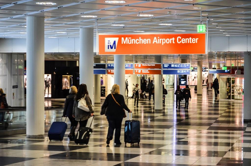 Zatvoren aerodrom u Minhenu, u toku policijska akcija