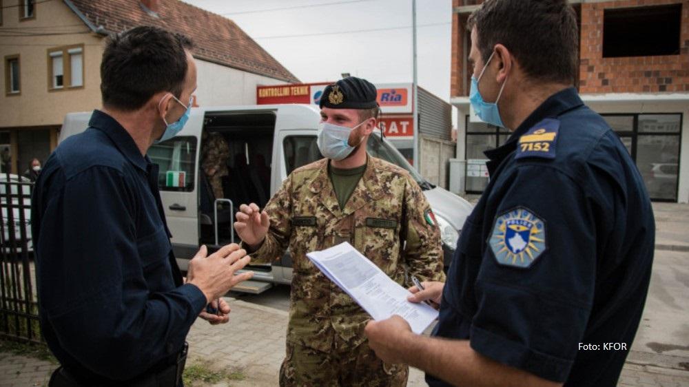 Orlando: Italijanske snage Kfora pružaju trajan mir Kosovu i regionu