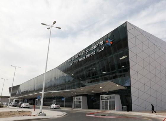 Izrael otvorio novi aerodrom pored mora, Jordan protestuje