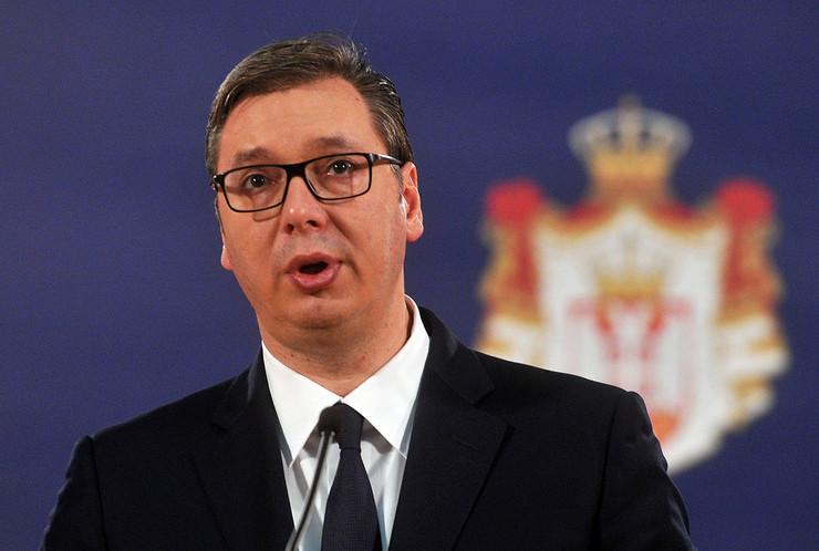 Vučić: Priznavanje Kosova neće biti tema, niti ćemo to dozvoliti