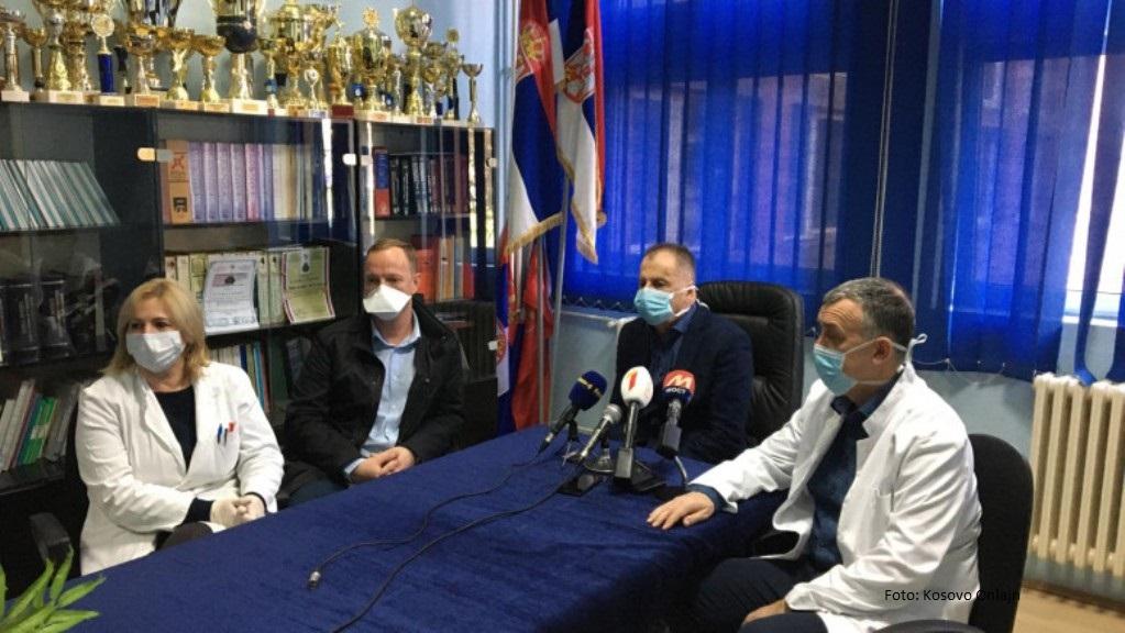 Dva pacijenta pozitivna na Kovid 19 poslata u KBC Niš na dalje lečenje