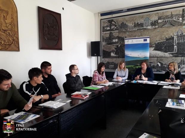 Kragujevac: Besplatne obuke za mlada interno raseljena lica