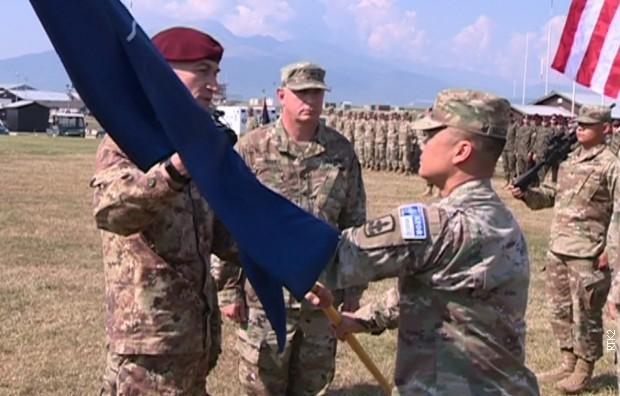 Pukovnik Robert Hjuz novi komandant vojne baze Bondstil