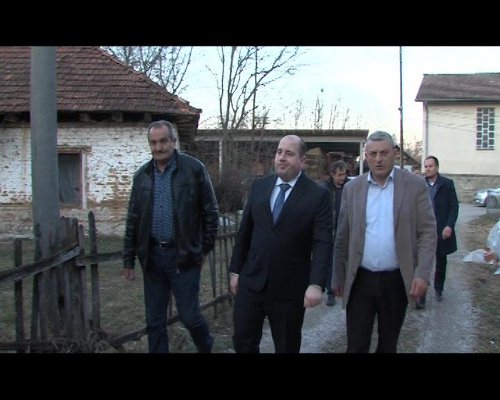 Kozarev u Goraždevcu:Beograd će pružiti svaku vrstu pomoći