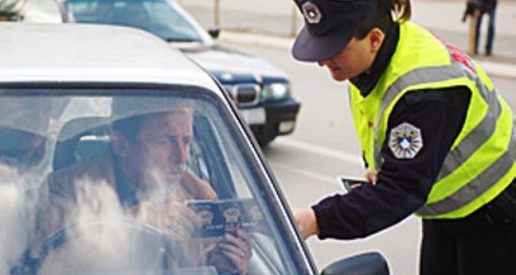 Kosovska policija: Rigorozne kaznene mere za saobraćajne prekršaje