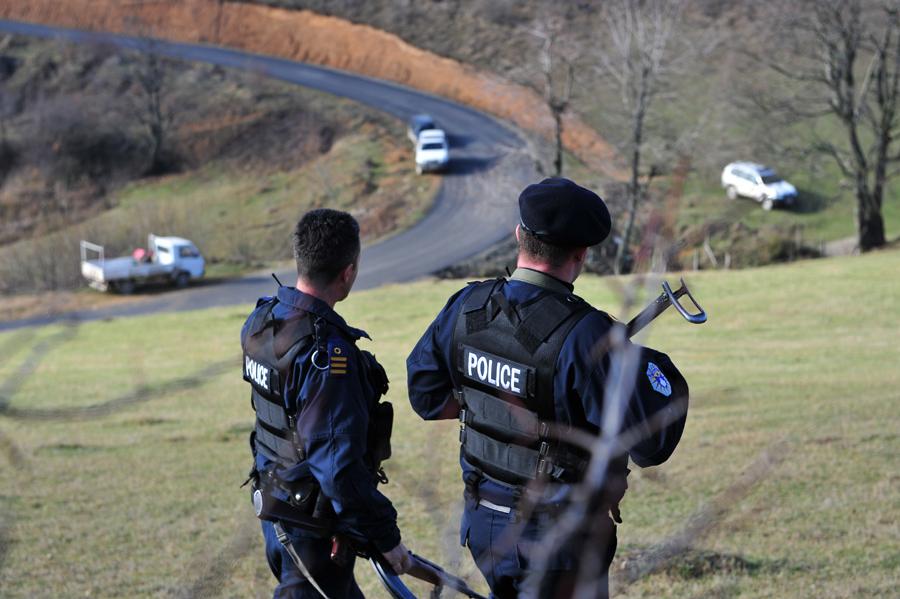 """Kosovska policija pojačala bezbednost na """"osetljivim tačkama"""""""