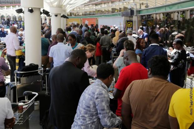 Kenija, hiljade putnika zaglavljeno na četiri glavna aerodroma