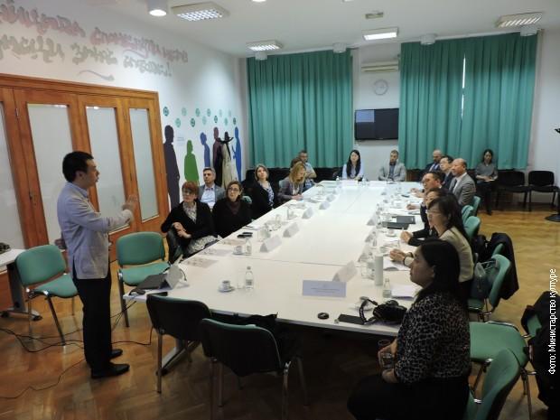 Srpska i kineska delegacija razmenile iskustava o digitalizaciji