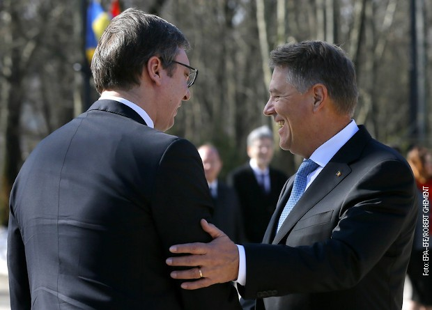 Vučić čestitao Johanisu
