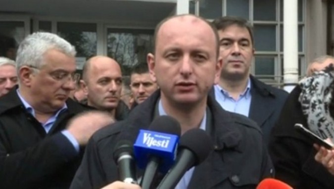 Podgorica, opozicija za tehničku vladu pa o izbornim zakonima