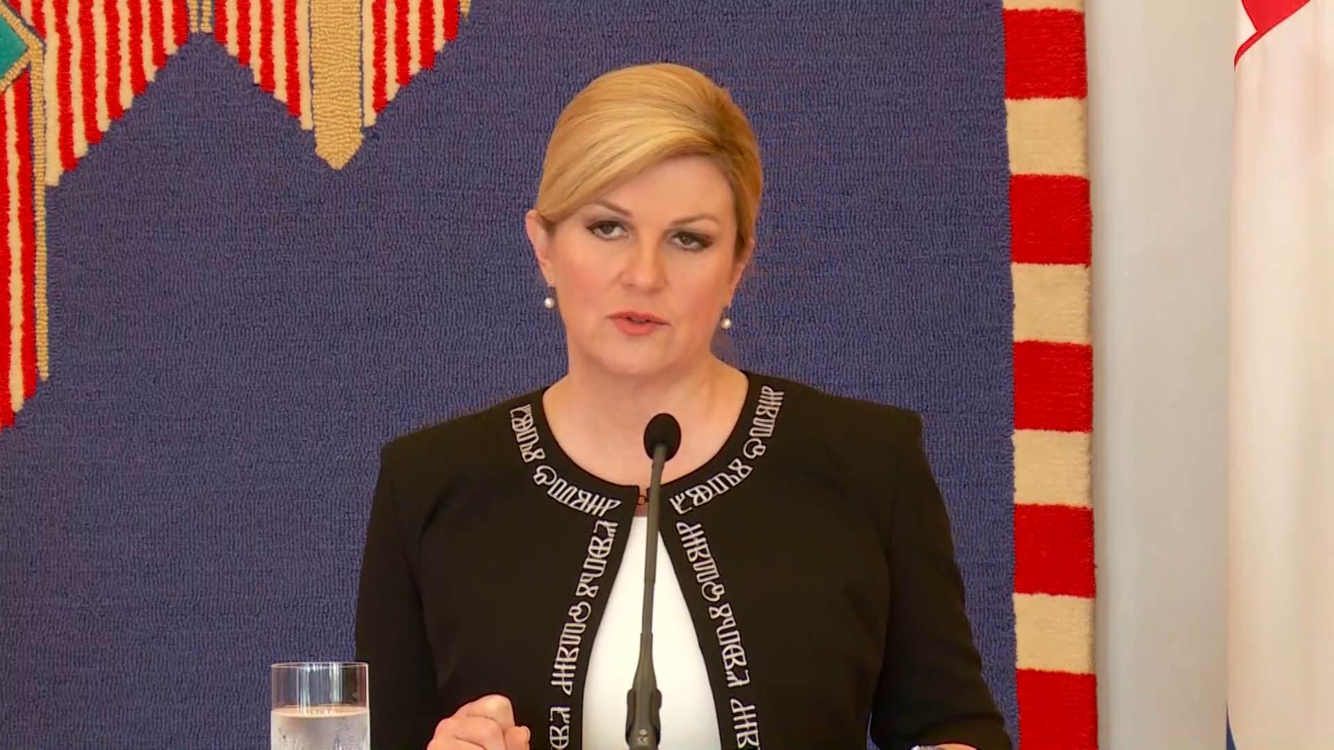 Kitarović: Ne za Srbiju u EU dok ne dobijemo podatke o nestalima