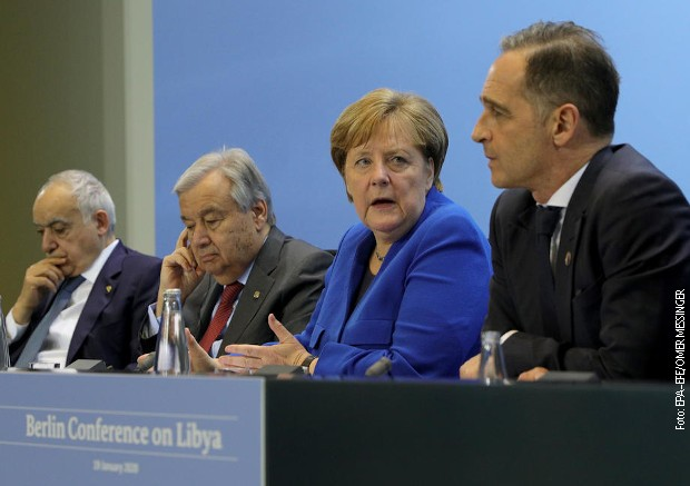 Postignut dogovor o Libiji