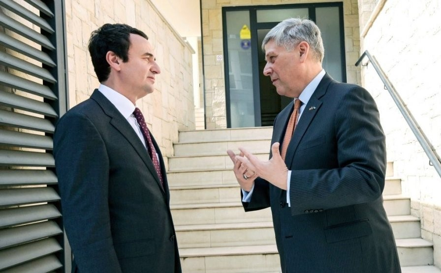 Kosnet čestitao Kurtiju, raduje se saradnji sa kosovskim institucijama