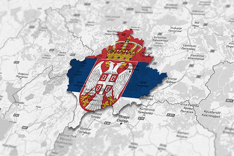 Leposavić i Zubin Potok u zelenoj, Severna Mitrovica i Zvečan u crvenoj zoni