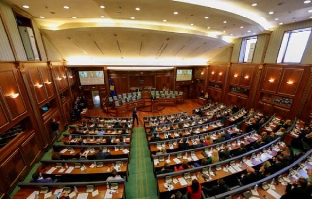 Kosovska skupština za komisiju i