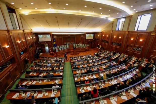 Kosovski parlament nije ni počeo, a već pauza