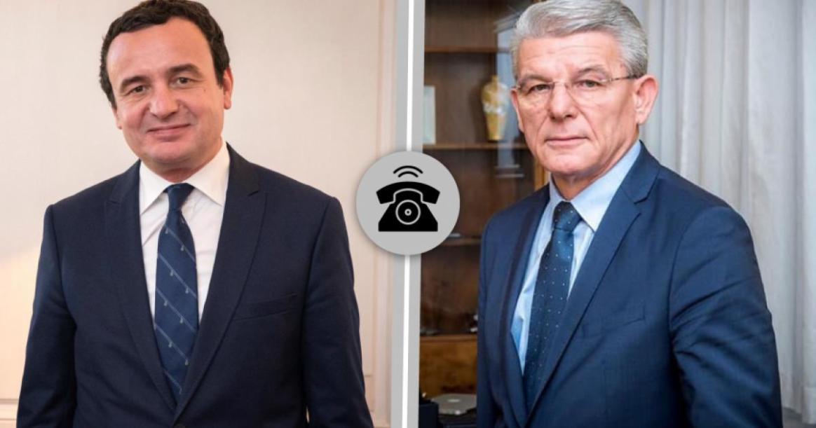 Dodik: Džaferović privatno razgovarao sa Kurtijem