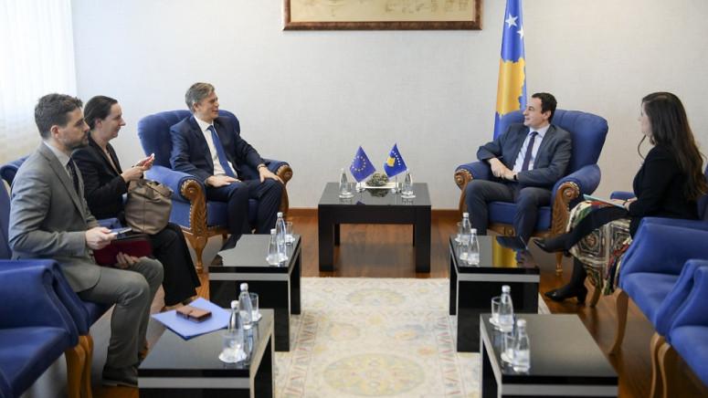 Kurti razgovarao sa šefom Euleksa o poboljšanju vladavine zakona