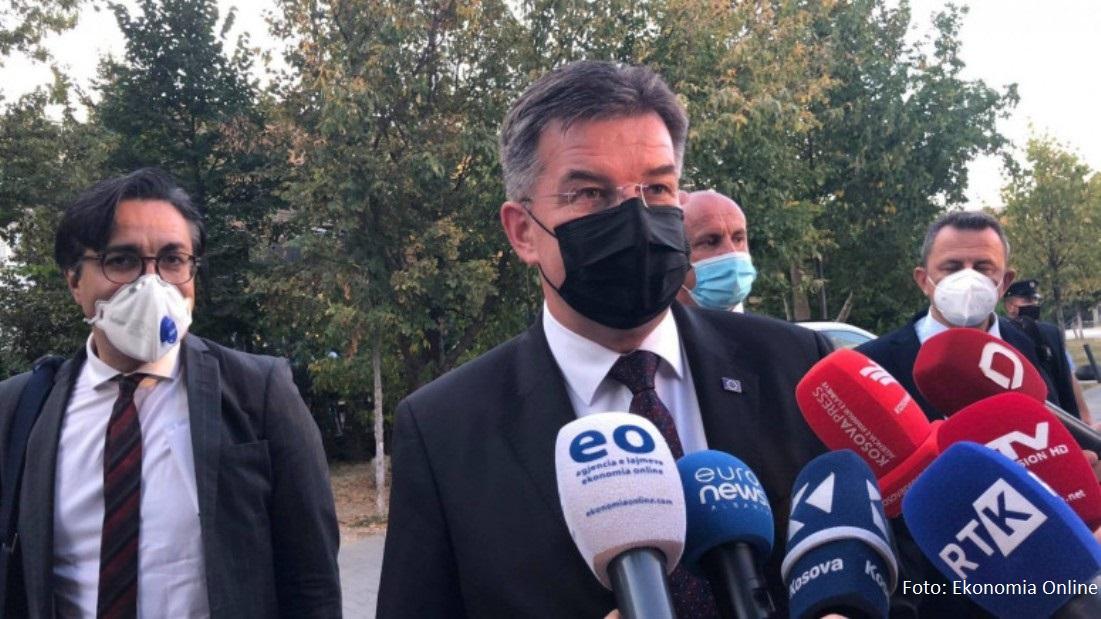 Lajčak radi na zakazivanju novog sastanka Vučića i Kurtija