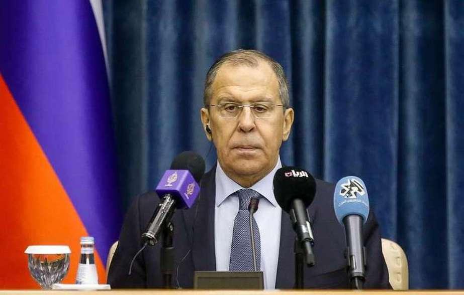Lavrov: Ubistvo Sulejmanija je kršenje međunarodnog prava