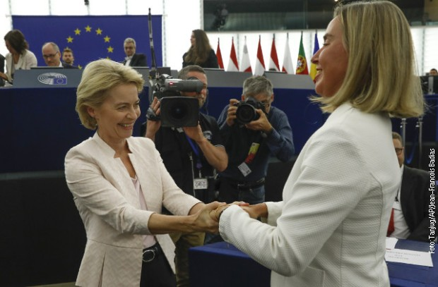 Evropa čestita Ursuli fon der Lejen izbor za šeficu EK