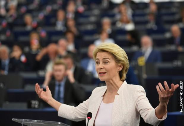 Ursula fon der Lejen nova predsednica Evropske komisije