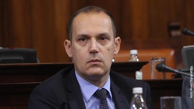Stefanović: Zašto Milović nije reagovao ako je imao saznanja