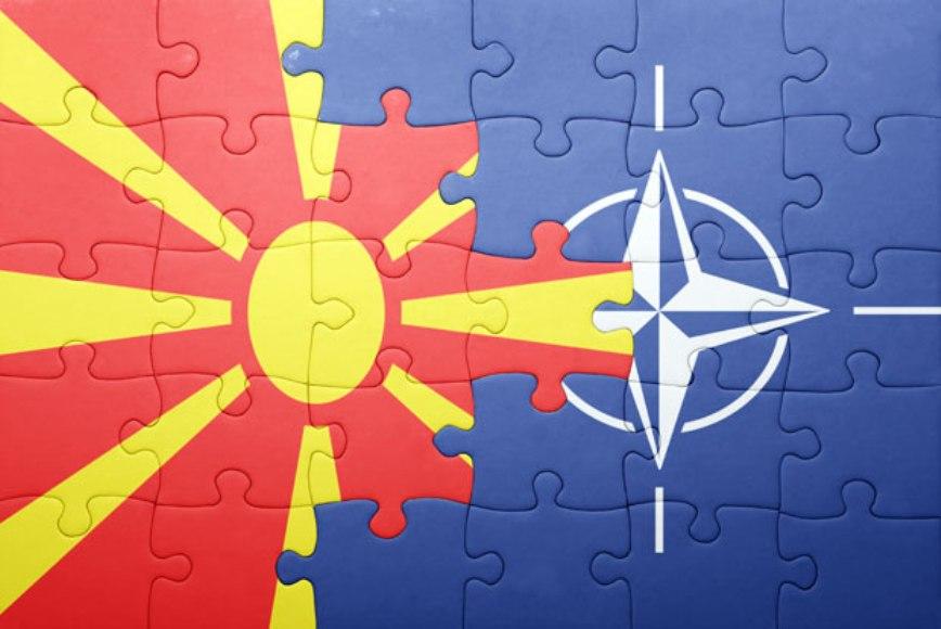 Pendarovski potpisao, Severna Makedonija u NATO