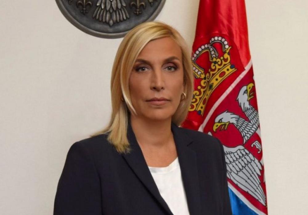 Ministarka Popović: Država će pobediti mafijaše