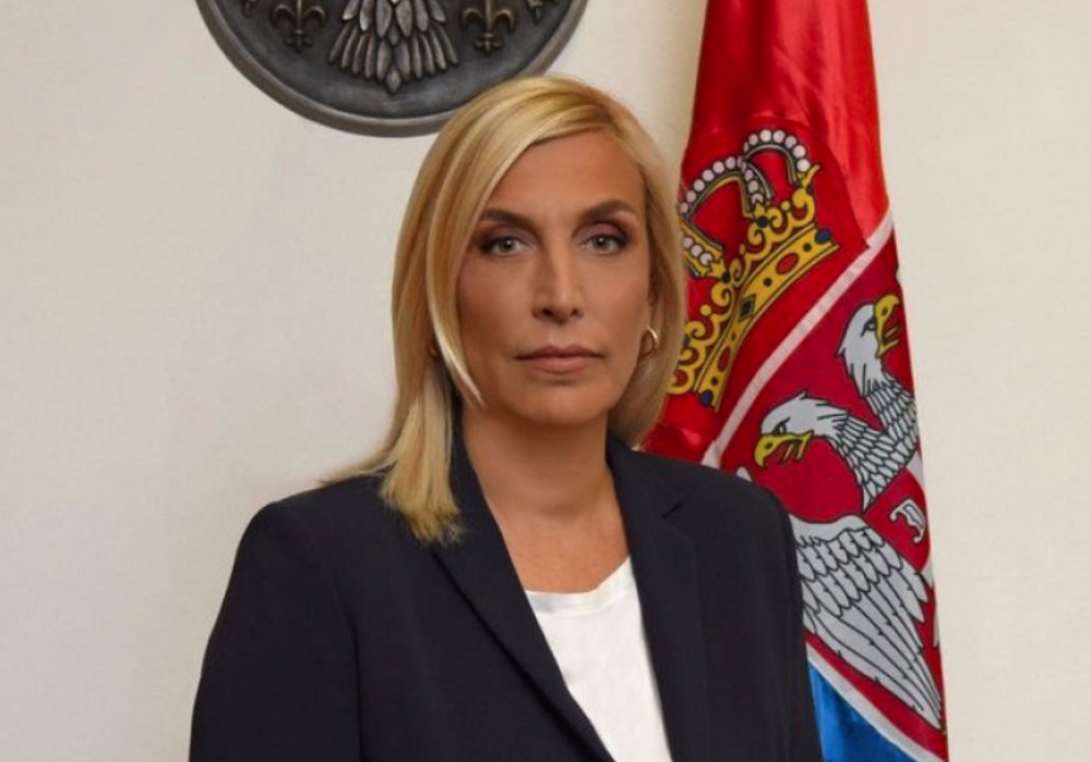 Popović predstavila predlog amandmana na Ustav