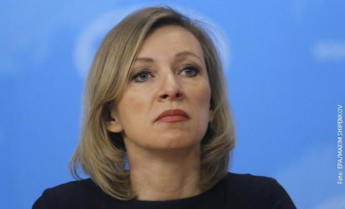 Zaharova:Nedopustiva izjava Rame da je Kosovo deo Albanije