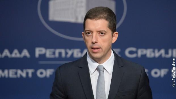 Đurić: Posetom Makrona zadovoljni Srbi i svi građani Srbije