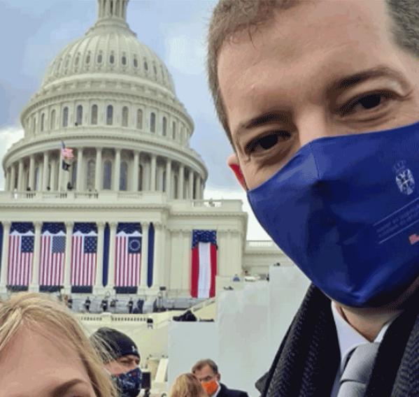 Đurić sa inauguracije: Čast mi je da predstavljam Srbiju