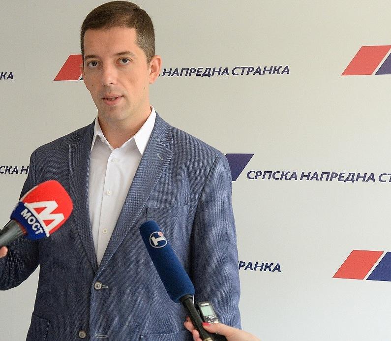 Đurić: Pobeda naše liste biće i za srpski narod na KiM