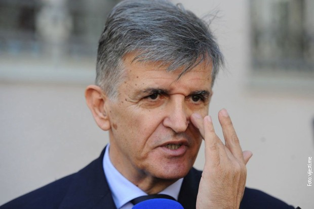MUP: Svetozar Marović nije državljanin Srbije