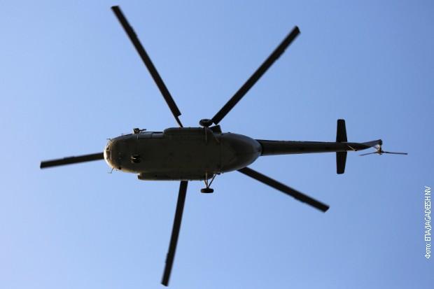 Srušio se vojni helikopter u Ukrajini