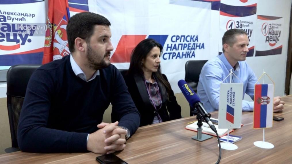 Poslanici SNS sa KiM: Bićemo glas naroda i borićemo se za još bolji život Srba