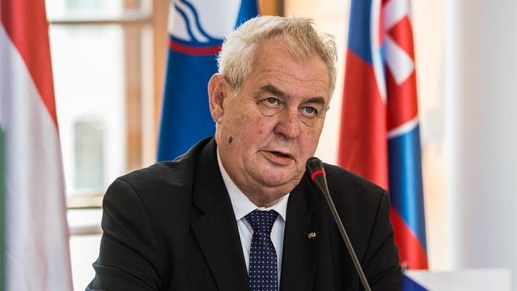 Zeman poželeo dobrodošlicu i uspeh ambasadoru Srbije