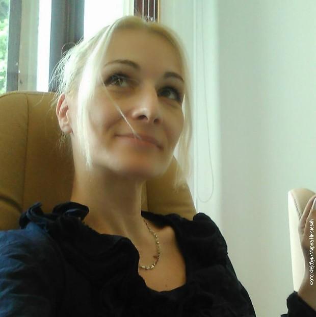 Suspendovana Mirna Nikčević