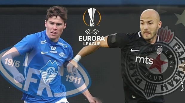 Partizan protiv Moldea za plasman u Ligu Evrope