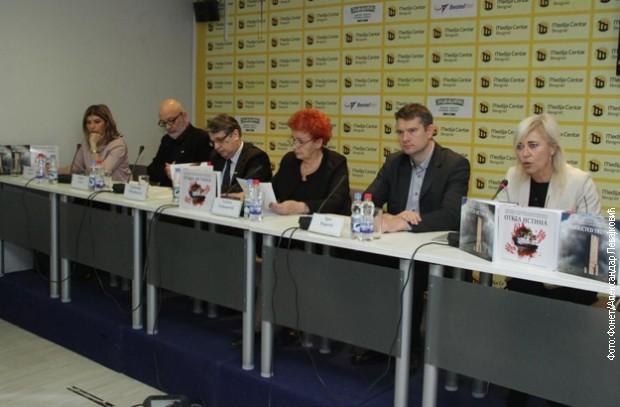 Apel Albancima da ne glasaju za ratne zločince