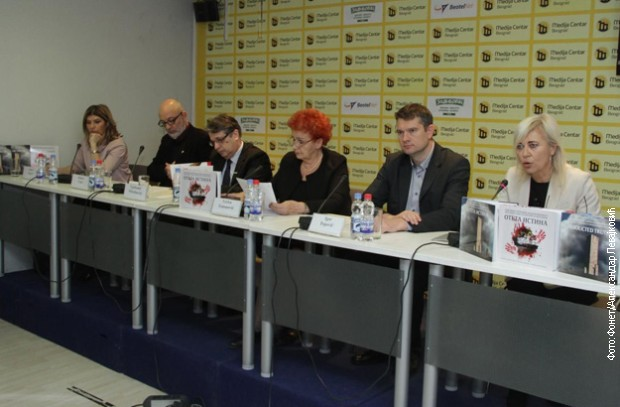 Udruženje:Tači počinio stravične zločine, a priča o genocidu