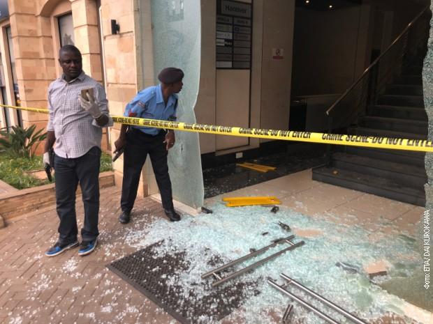 Teroristički napad na hotel u Keniji