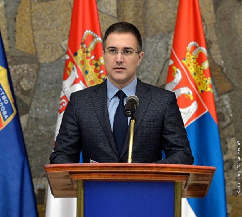 Stefanović: Hoćemo da vojska bude potpuni garant stabilnosti