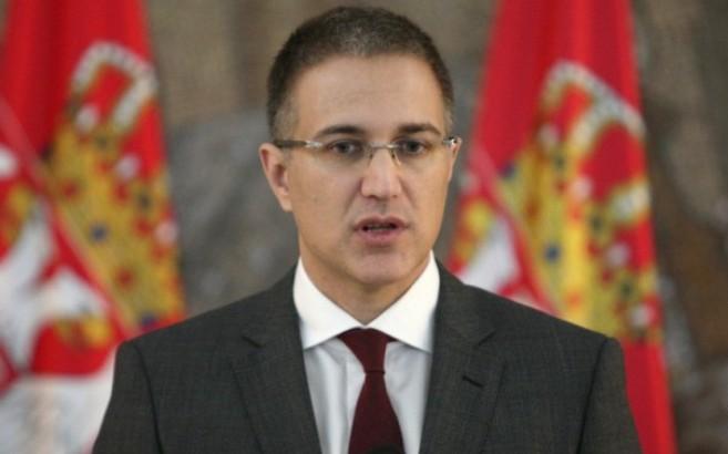 Stefanović: Pravila nisu tu zbog kazni nego zbog zaštite života