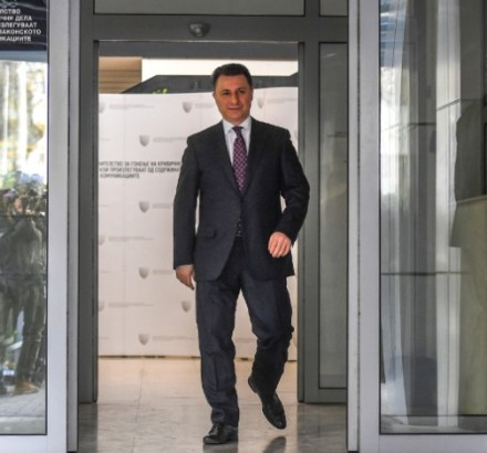 Tirana ne pomaže Skoplju u istrazi o Gruevskom