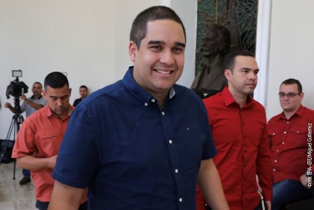 SAD uvele sankcije Madurovom sinu Nikolasitu