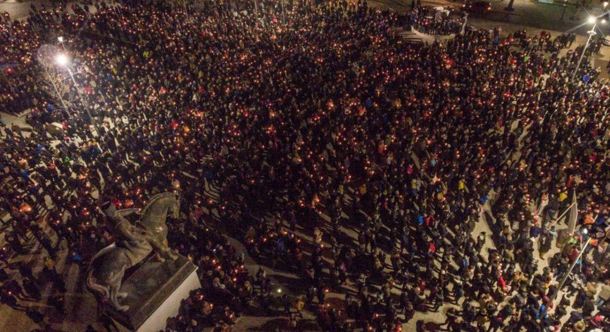 Crna Gora i večeras na nogama: Bog se javi! (FOTO)