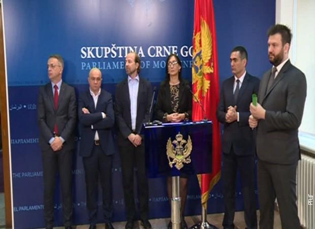 Na pomolu novi opozicioni savez u Crnoj Gori